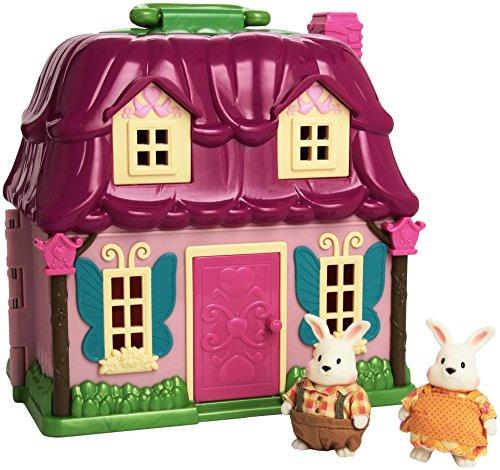 Li'l Woodzeez 6103M Countryside Cottage with Amelia & Ell...