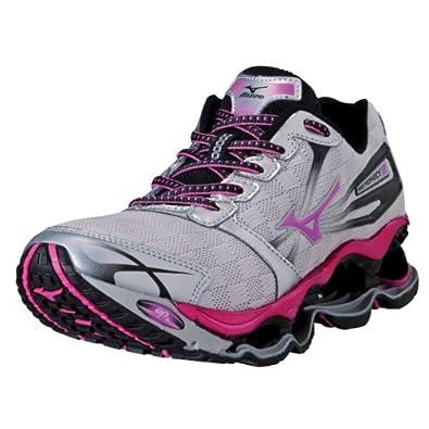 Mizuno Women's Wave Prophecy 2 Running Shoe,Pink,6 ...