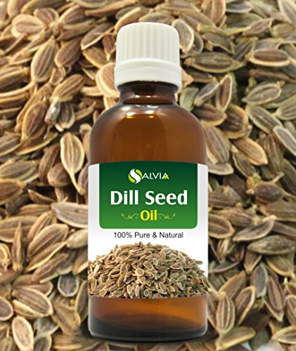 DILL SEED OIL 100% NATURAL PURE UNDILUTED UNCUT ESSENTIAL OIL 30ML