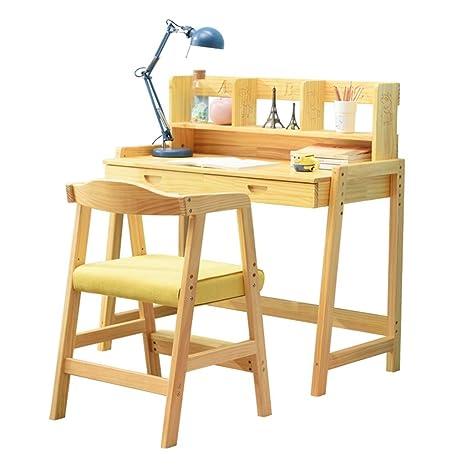 Escritorio para niños, Escritorio y Juego de sillas ...