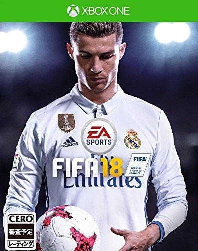 FIFA18 [通常版]の商品画像