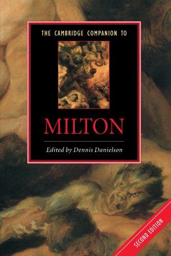 The Cambridge Companion to Milton (Cambridge Companions to - University Mall Park