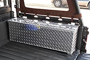 5. Hi-Standard Outfitters: Polaris XP 900 Ranger Lockable Aluminum Storage/Tool Box