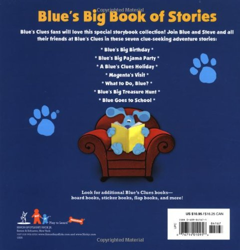 Blues Big Book Of Stories Various 0000689841673 Amazon Com Books