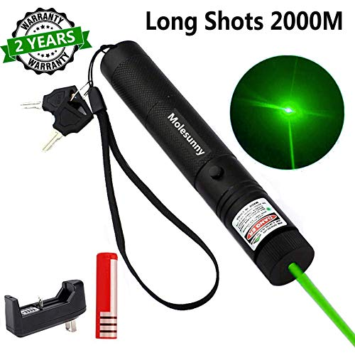 Molesunny Green Light Pointer