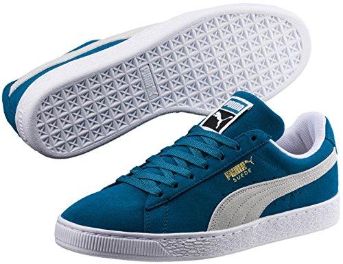 Puma Mocka Klassiska Sneaker Havsdjupet-puma White