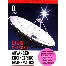 Advanced Engineering Mathematics, 8th Edition