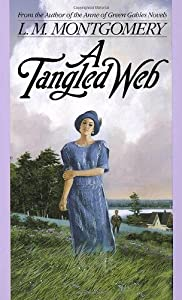 a tangled web book by lm montgomery