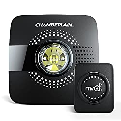 Chamberlain Myq Smart Garage Door Opener Myq-g0301 - Wireless & Wi-fi Enabled Garage Hub With Smartphone Control