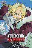 Fullmetal Alchemist (3-in-1 Edition), Vol. 6: Includes vols. 16, 17 & 18