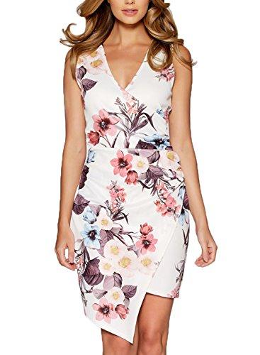 Asymmetrical Mini Dress - 3