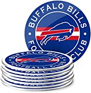 Buffalo Bills Eight Pack Coaster Set