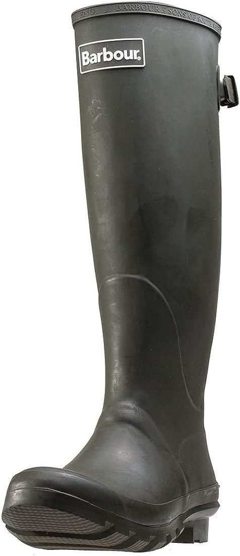 Womens Barbour Jarrow Mid Calf Winter Waterproof Wellington Rain Boots