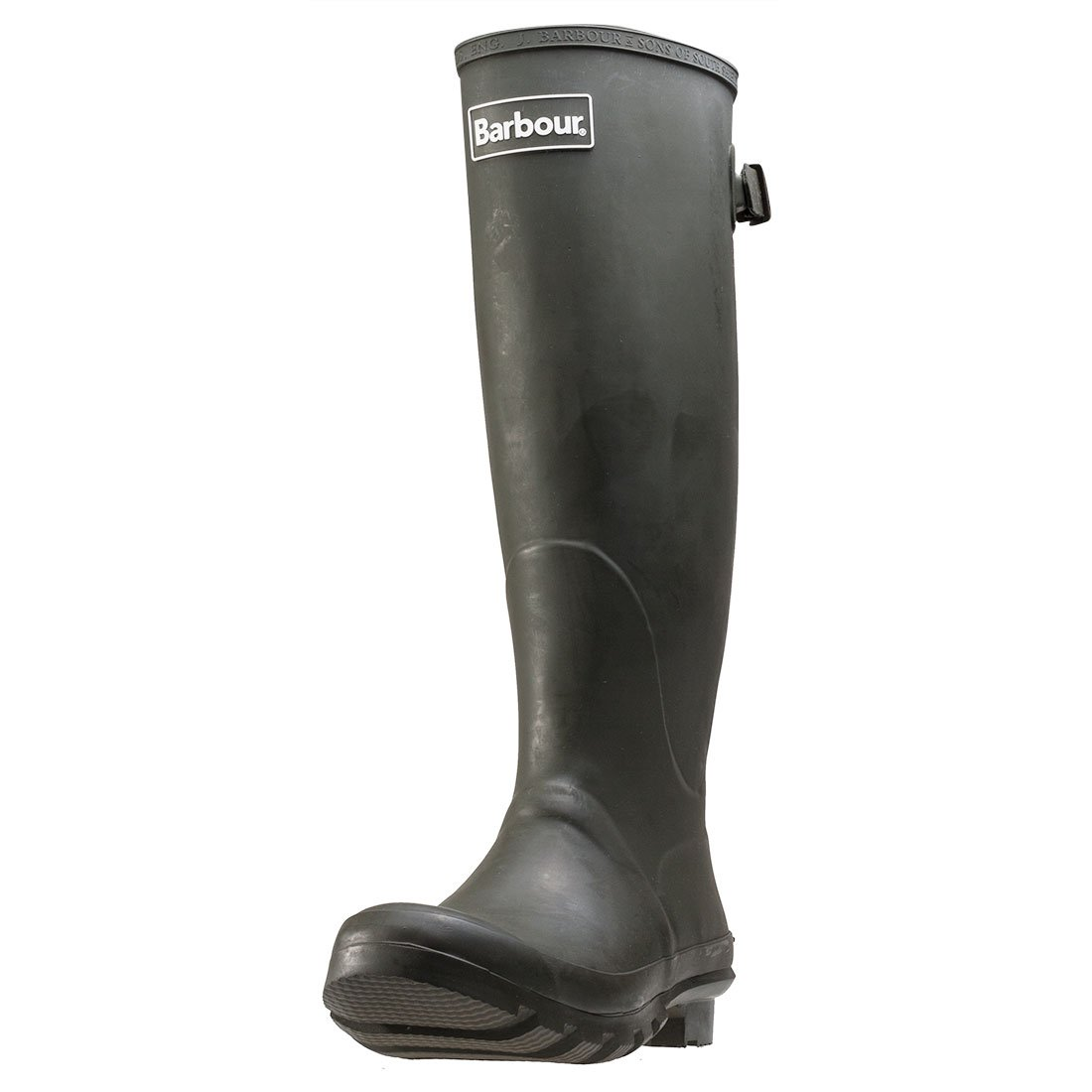 Womens Barbour Jarrow Mid Calf Winter Waterproof Wellington Rain Boots B00O8UA9Q8 9 B(M) US|Dark Olive