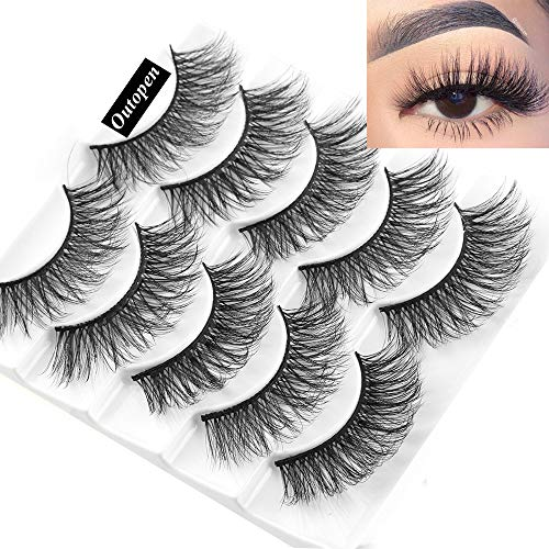 Beauty & Health Self-Conscious 5 Pairs Mink Hair False Eyelashes Natural Thick Long Soft Eye Lashes Makeup Extension Tools 2019 Hot 6 Styles 2019 New Fashion Style Online