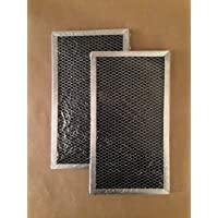 Whirlpool 4359331 Replacement Charcoal Carbon Filter (2-pack)
