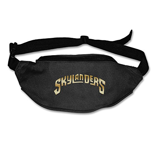 Skylanders Gold Logo Running Waist Pack Bag