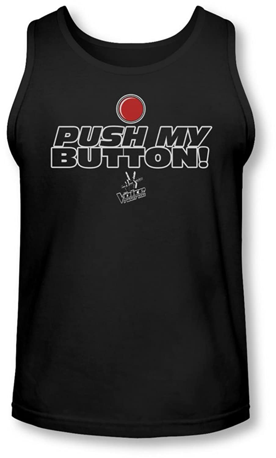 Voice - Mens Push My Button Tank-Top