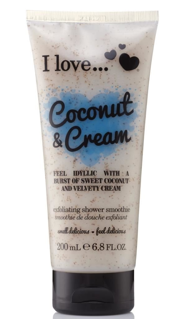 I Love... Coconut & Cream Shower Smoothie 200ml