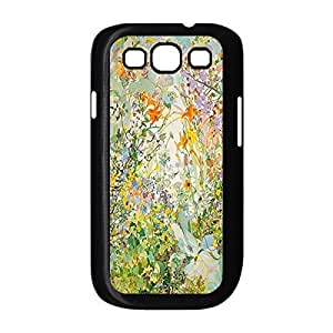 Designed Hard Case for Samsung Galaxy S3 I9300 Plastic Protective Case Cover with Bible Verse -Black20756