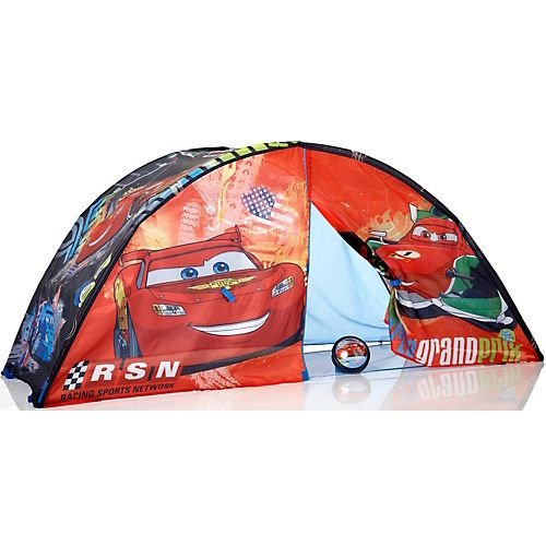 Disney Cars 2 Bed Tent & Pushlight