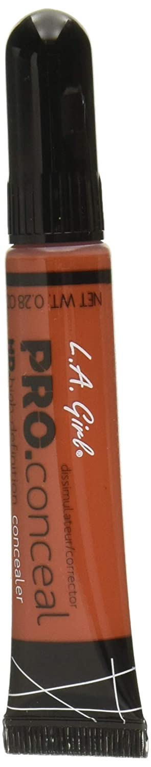 L.A. Girl Hd Pro Conceal, Reddish Corrector, 1 Oz