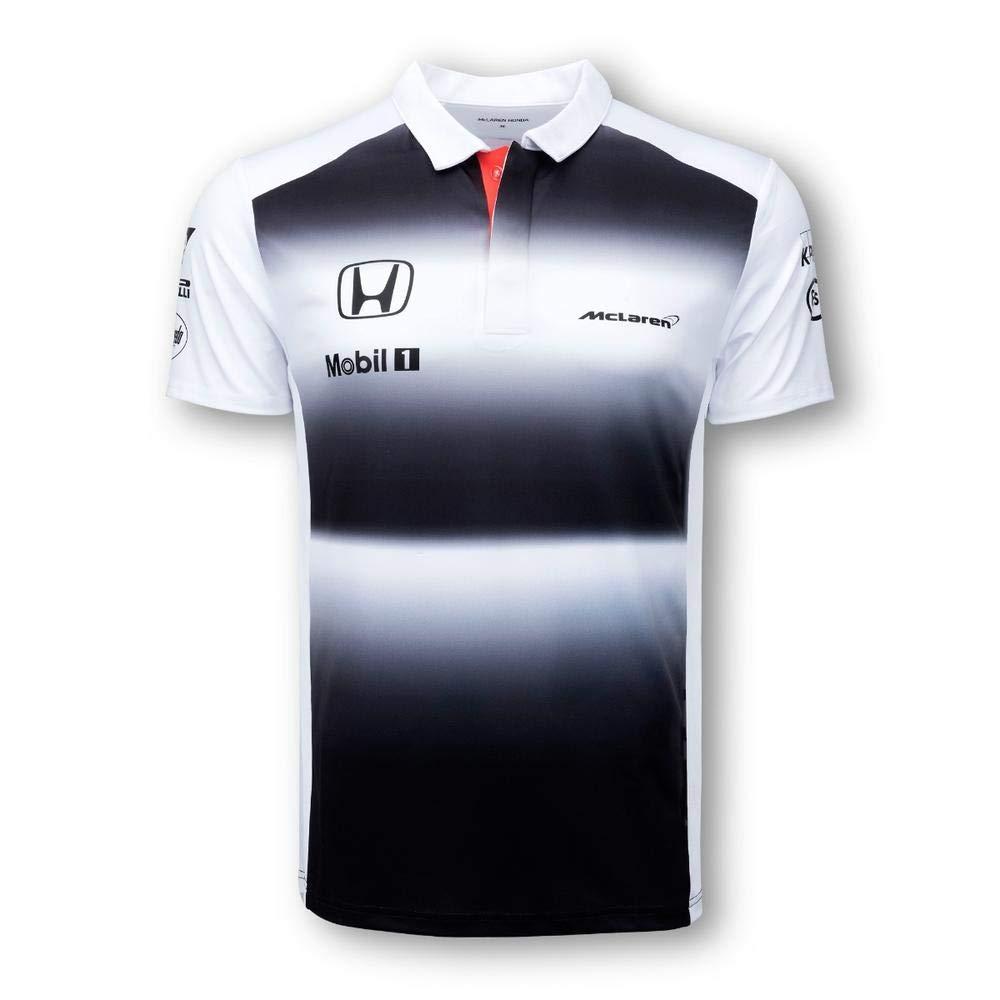 【送料無料(一部地域を除く)】 McLaren Large Honda Honda f1チームポロ McLaren Large B01D2ROLZM, 大宮パークドラッグストアー:5b051228 --- arianechie.dominiotemporario.com