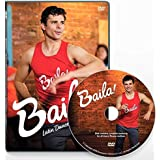 Baila! – Latin Dance Inspired, Low Impact Exercise Workout DVD Program for Beginners and Seniors, No Dance Experience Needed, Fun Full Body Fitness