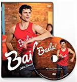 Baila! – Latin Dance Inspired, Low Impact Exercise Workout DVD Program for Beginners and Seniors,...