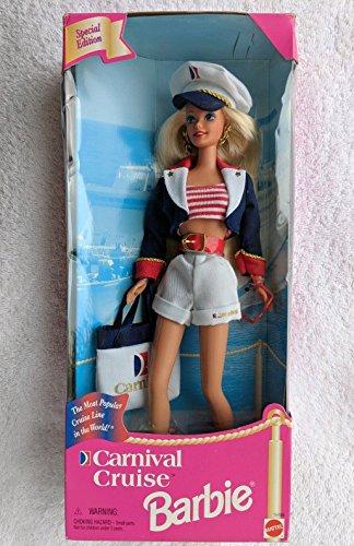 (Carnival Cruise Barbie)