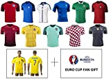 Best Soccer Jerseys - Euro Cup 2016-17 Youth Kids Soccer Jerseys – Review