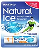 Natural Ice Lip Protectant/sunscreen sport SPF 30, 0.16-Ounce Tubes (Pack of 12)