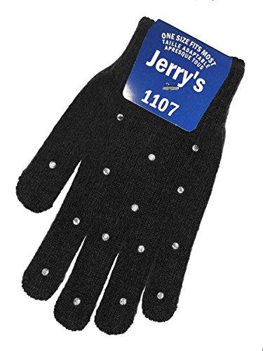 Jerry's Skating World Gloves 1107 (Black)