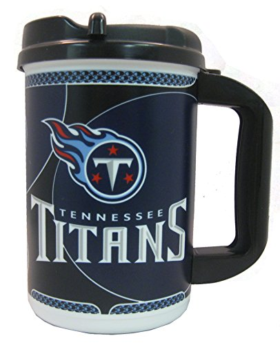 Tennessee Titans 20 oz Mini Mega - Titans Mug Tennessee