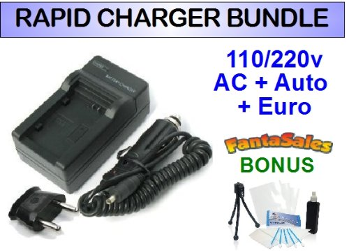 digital-camera-battery-charger-for-the-canon-pb-110-battery-110-220v-ac-dc-with-auto-euro-travel-ada