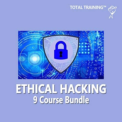 9 Course Ethical Hacking Bundle [PC/Mac Online Code]