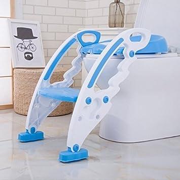 Keraiz bébé Réducteur WC avec marche pour étapes Stella
