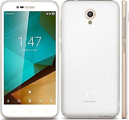 Vodafone vfd600 7 Smartphone para Smart Prime, 8 GB, Blanco ...