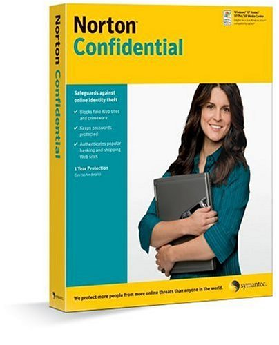 Video Games : Norton Confidential 2007 [Old Version]