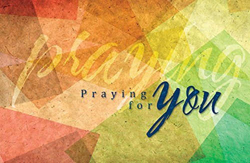 Postcards - Prayer - All Ages - Praying for You (Pkg. of 25) ...
