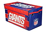 NFL New York Giants Collapsible Storage Trunk