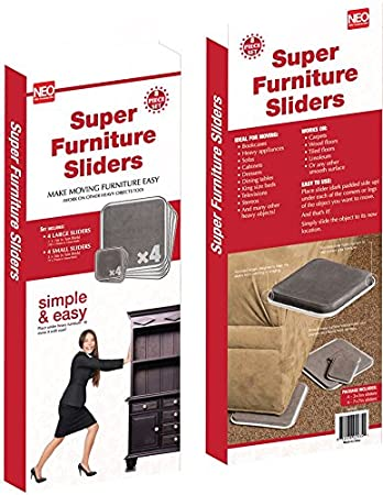 Superieur Amazon.com : NEO As Seen On Tv Neo Super Furniture Sliders(pack Of 24) :  Beauty