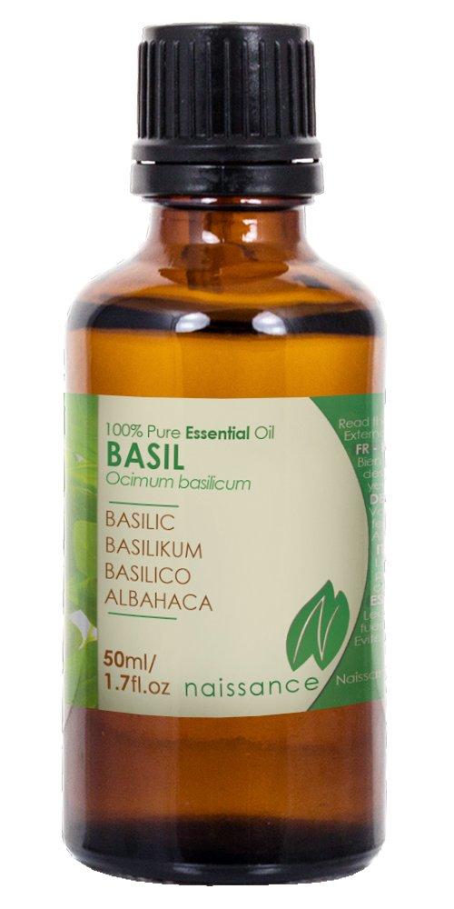 Naissance Albahaca - Aceite Esencial 100% Puro - 50ml