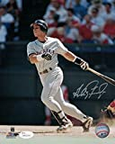 Andres Galarraga Signed Colorado Rockies 8x10 Photo Swing - JSA Authentic