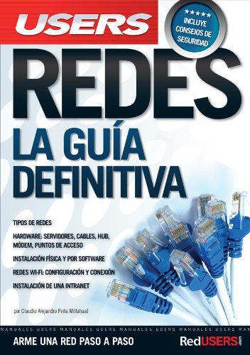 redes-la-guia-definitiva-manuales-users-spanish-edition