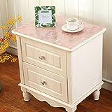 Tablecloth/pvc table mat/[shoebox],bedside table cloth/table cloth/tv cabinet table-cloth/[pad]/european-style tablecloths-N 40x48cm(16x19inch)