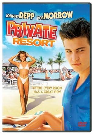 johnny depp private resort