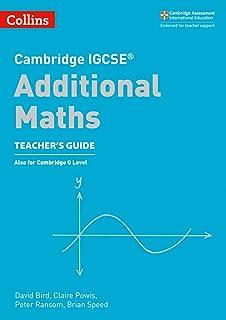 Buy Cambridge IGCSETM Additional Maths Student's Book (Collins