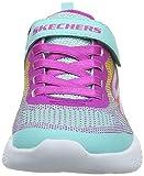 Skechers Kids Girl's GO Run 600-DAZZLE STRIDES