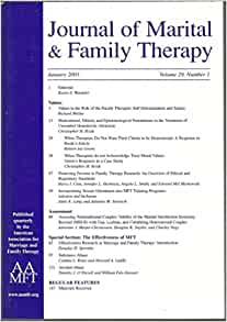 journal of marital and family therapy pdf
